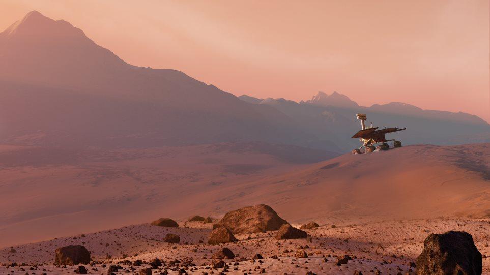 «Εισβολή» στον Άρη: Τρία διαστημόπλοια θα «σαρώσουν» τον «κόκκινο πλανήτη» για μελέτες και εξωγήινη ζωή - Φωτογραφία 1