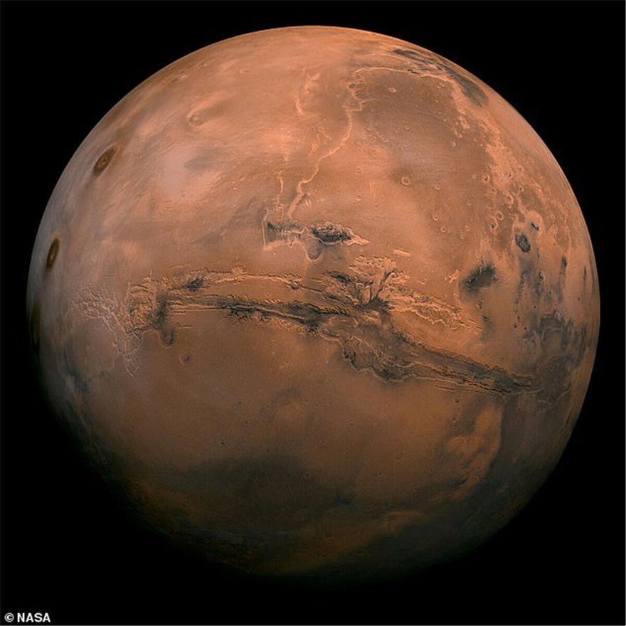«Εισβολή» στον Άρη: Τρία διαστημόπλοια θα «σαρώσουν» τον «κόκκινο πλανήτη» για μελέτες και εξωγήινη ζωή - Φωτογραφία 5