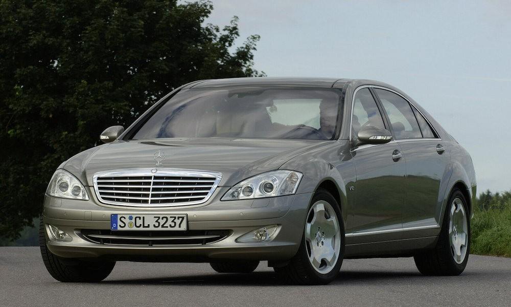 Mercedes-Benz S-Class: Για έξι δεκαετίες το πιο προηγμένο αυτοκίνητο στον κόσμο - Φωτογραφία 10