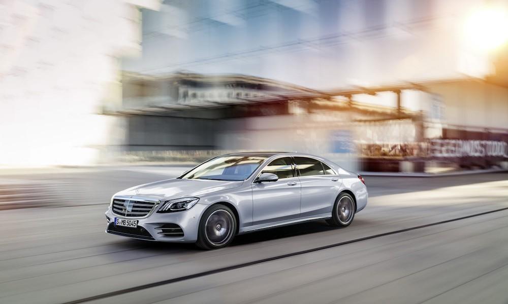 Mercedes-Benz S-Class: Για έξι δεκαετίες το πιο προηγμένο αυτοκίνητο στον κόσμο - Φωτογραφία 11