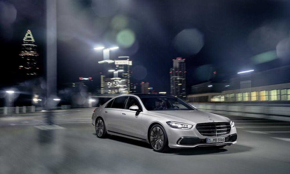Mercedes-Benz S-Class: Για έξι δεκαετίες το πιο προηγμένο αυτοκίνητο στον κόσμο - Φωτογραφία 12