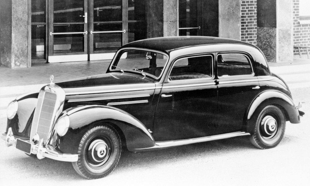 Mercedes-Benz S-Class: Για έξι δεκαετίες το πιο προηγμένο αυτοκίνητο στον κόσμο - Φωτογραφία 2