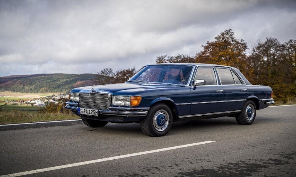 Mercedes-Benz S-Class: Για έξι δεκαετίες το πιο προηγμένο αυτοκίνητο στον κόσμο - Φωτογραφία 6