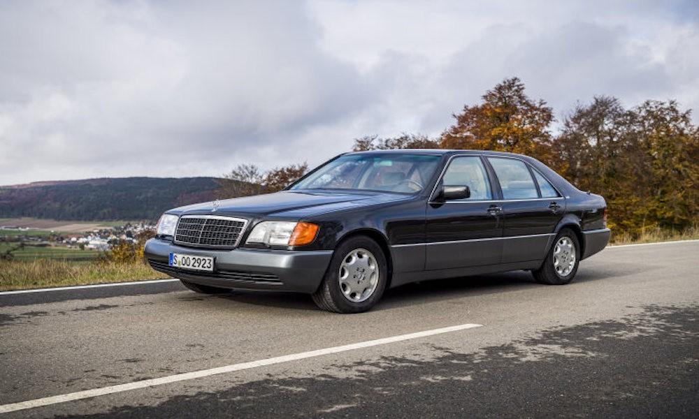 Mercedes-Benz S-Class: Για έξι δεκαετίες το πιο προηγμένο αυτοκίνητο στον κόσμο - Φωτογραφία 8