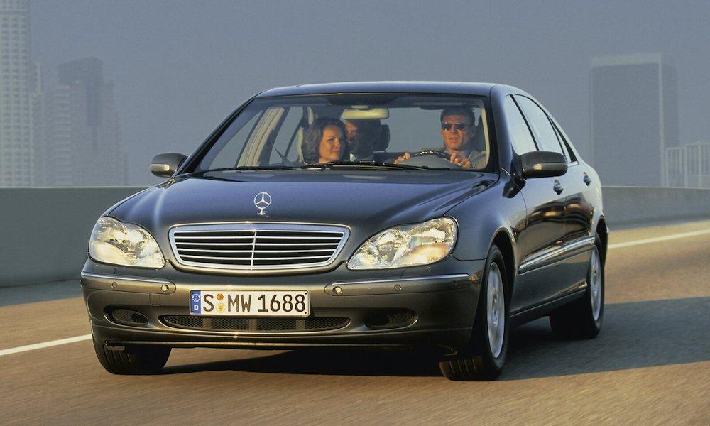 Mercedes-Benz S-Class: Για έξι δεκαετίες το πιο προηγμένο αυτοκίνητο στον κόσμο - Φωτογραφία 9
