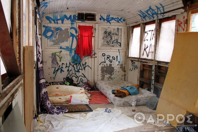 Τρένα Πάρκου ΟΣΕ: Αποθήκες ανθρώπινων ψυχών τα μουσειακά εκθέματα λόγω αδιαφορίας - Φωτογραφία 1