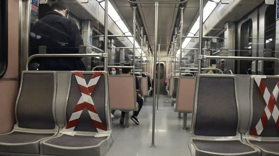 Μετρό: Άγριος ξυλοδαρμός εργαζομένου από αρνητές μάσκας - Φωτογραφία 1