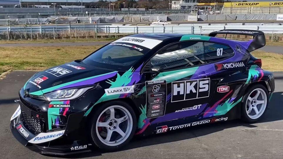 Toyota GR Yaris VS Nissan GT-R - Φωτογραφία 1