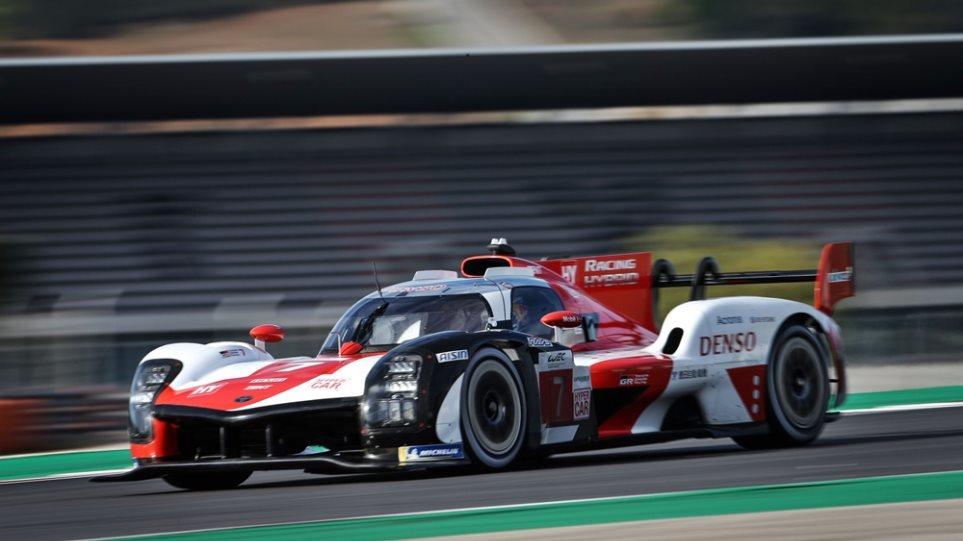 Toyota Le Mans GR010 - Φωτογραφία 1