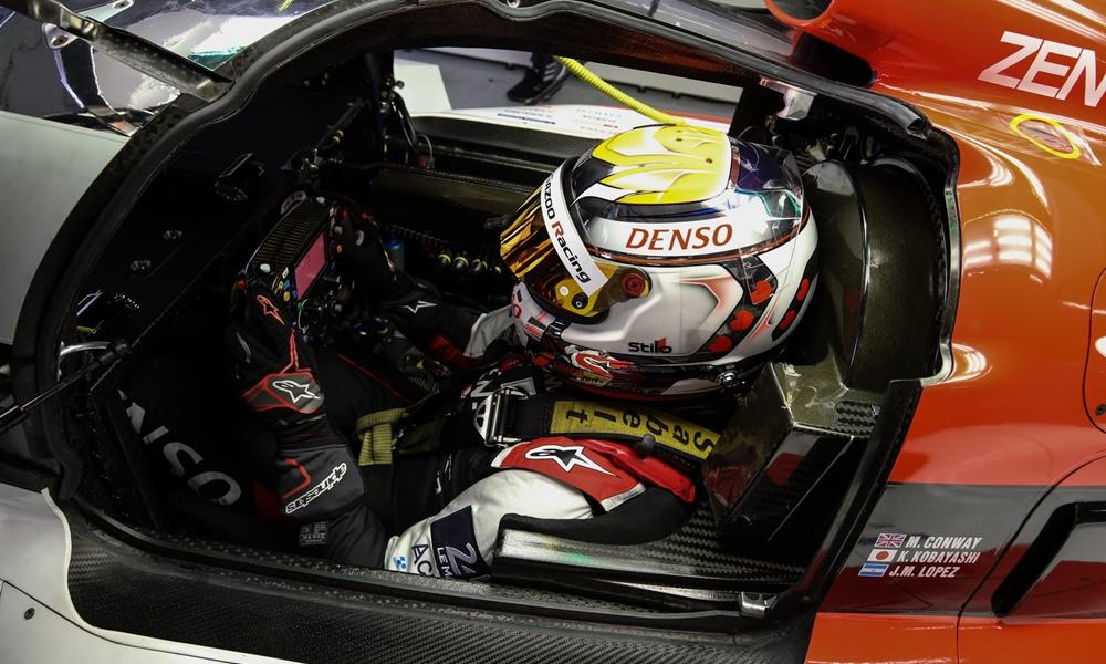 Toyota Le Mans GR010 - Φωτογραφία 3