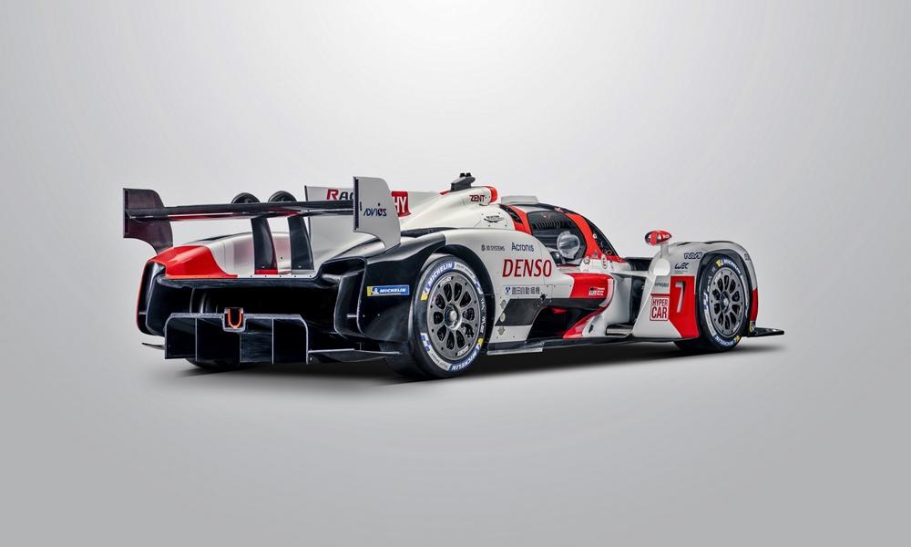 Toyota Le Mans GR010 - Φωτογραφία 4