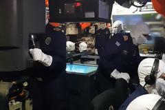 Εντυπωσιακές φωτογραφίες από την άσκηση «Περισκόπιο» του Πολεμικού Ναυτικού
