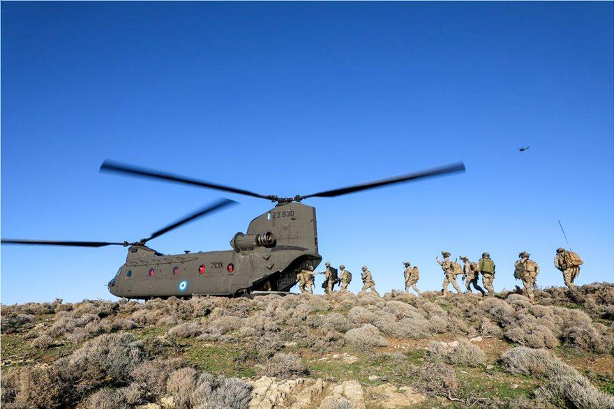 «Eddie's Odyssey»: Πολεμική άσκηση ειδικών δυνάμεων Ελλάδας - ΗΠΑ - Φωτογραφία 3