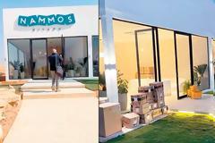 «Nammos» πάει στη μέση της ερήμου!