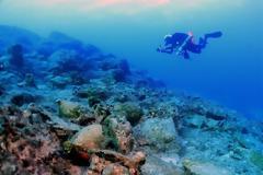 Κάσος: Η θάλασσά της έκρυβε σημαντικά αρχαιολογικά μυστικά - Φώτος