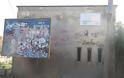 «Ξέφραγο αμπέλι» οι παλιές αποθήκες του ΟΣΕ στη Λάρισα. Εικόνες. - Φωτογραφία 2