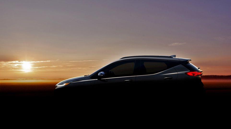 Chevrolet Bolt - Φωτογραφία 1