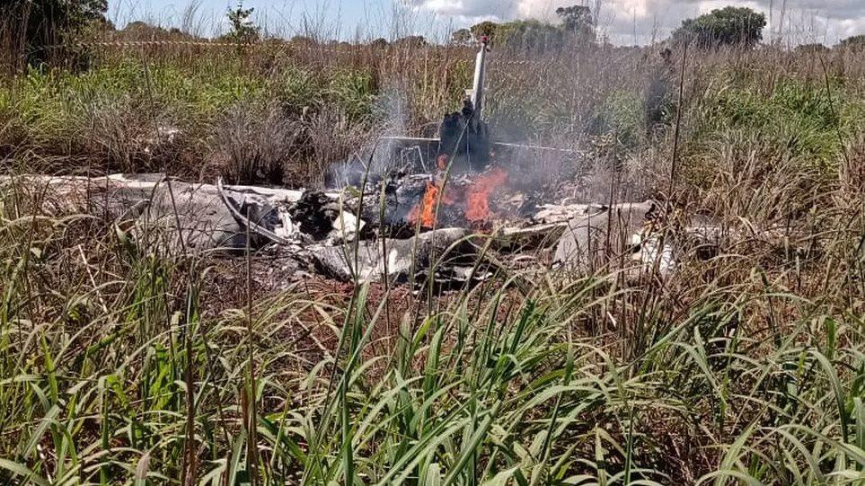 Βραζιλία: Συνετρίβη αεροπλάνο με μέλη ποδοσφαιρικής ομάδας - Φωτογραφία 1