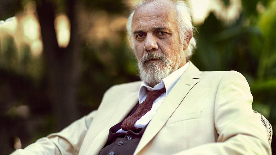Γιώργος Κιμούλης: Τα δύο διαφορετικά του πρόσωπα - Φωτογραφία 1