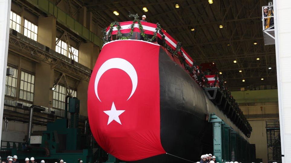 Γερμανική αντιπολίτευση: Να ανακληθεί η πώληση των υποβρυχίων στην Τουρκία - Φωτογραφία 1