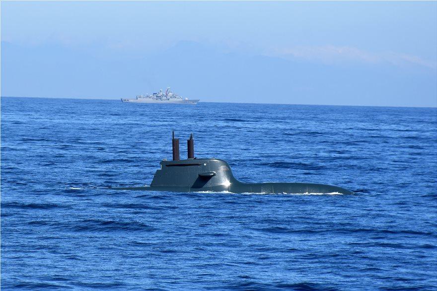 Γερμανική αντιπολίτευση: Να ανακληθεί η πώληση των υποβρυχίων στην Τουρκία - Φωτογραφία 2