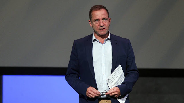 Ο Δημήτρης Λιγνάδης παραιτήθηκε από την καλλιτεχνική διεύθυνση του Εθνικού Θεάτρου - Φωτογραφία 1