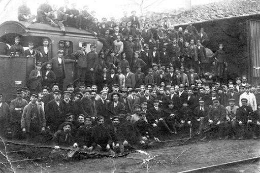 Οι απαρχές του σιδηρόδρομου στην Θράκη. - Φωτογραφία 1