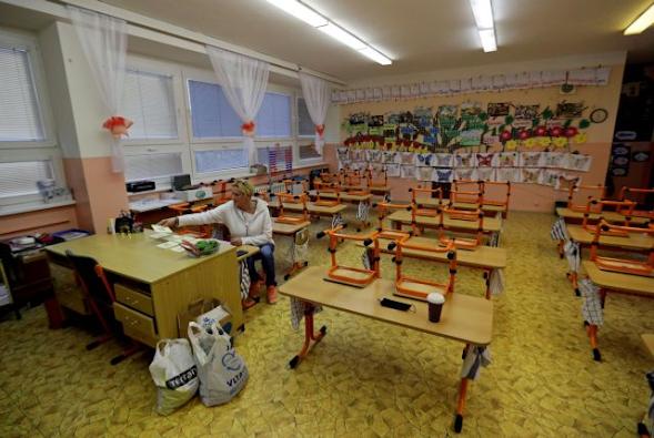 Κορωνοϊός : Πώς η πανδημία ανοίγει την ψαλίδα των εκπαιδευτικών ανισοτήτων - Φωτογραφία 1