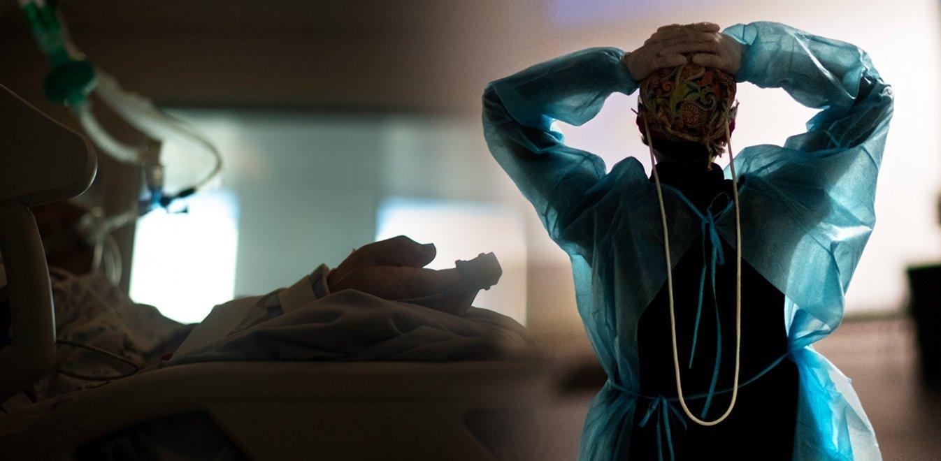 Εφιαλτική αύξηση με 2.147 κρούσματα σήμερα. 357 ασθενείς στις ΜΕΘ και 22 θάνατοι - Επίθεση με ρεκόρ στην Αττική - Φωτογραφία 1