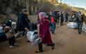 Λέσβος:6.000 οι πρόσφυγες που αποχώρησαν το τελευταίο εξάμηνο – Κλείνει το ΚΥΤ Καρά Τεπέ