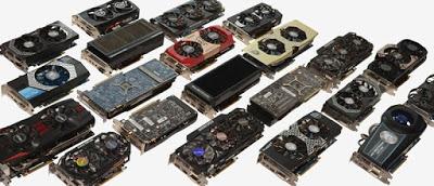 ΟΙ  εταιρείες GPUs για την εξόρυξη κρυπτονομισμάτων - Φωτογραφία 1