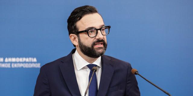 Παραιτήθηκε από κυβερνητικός εκπρόσωπος ο Χρήστος Ταραντίλης - Φωτογραφία 1