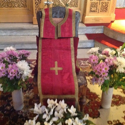 Επιτραχήλιο του αγίου Νικολάου Πλανά - Φωτογραφία 2
