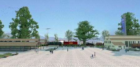 Κατερίνη: Το Σχέδιο του Δήμου για το Εργοστάσιο Εμποτισμού του ΟΣΕ – Στις «ράγες» η μεγάλη αστική αναβάθμιση στον Σ. Σταθμό. - Φωτογραφία 3