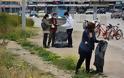 Ναύπλιο: Εθελοντές καθάρισαν από απορρίμματα την περιοχή του σταθμού του ΟΣΕ - Φωτογραφία 2