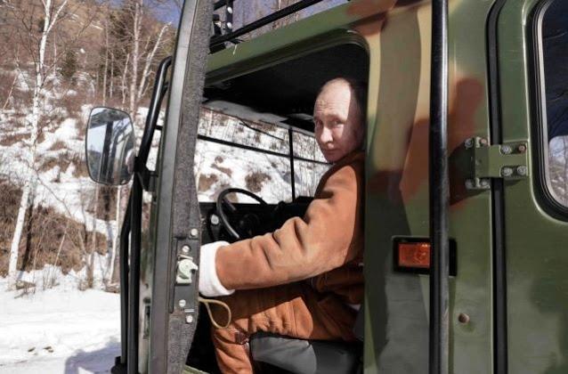 Ρώσος κατάσκοπος «δίνει» τον Πούτιν: Έχει «λίστα θανάτου» - Φωτογραφία 1