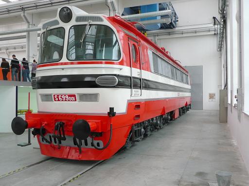 Skoda S 699.001 – μια πρωτοποριακή ηλεκτρομηχανή από την Τσεχία. Δείτε εικόνες και video... - Φωτογραφία 1