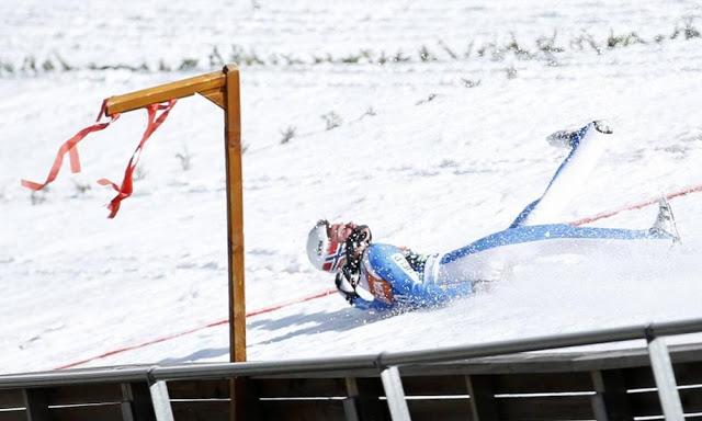 Σλοβενία: Σε τεχνητό κώμα αθλητής του άλματος με σκι - Φωτογραφία 1