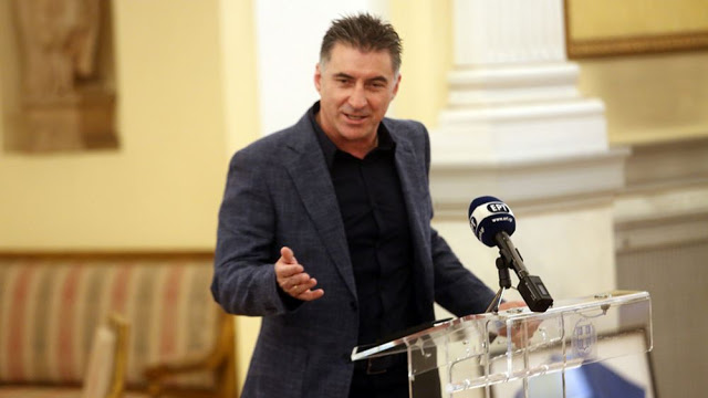 Ο Θ. Ζαγοράκης είναι ο νέος πρόεδρος της ΕΠΟ - Φωτογραφία 1