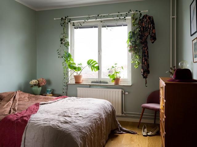 Ένα retro και ...καταπράσινο σπίτι - Φωτογραφία 14