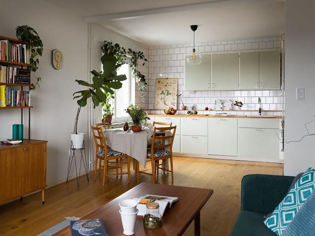 Ένα retro και ...καταπράσινο σπίτι - Φωτογραφία 7