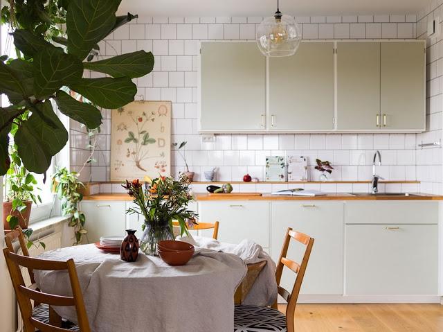Ένα retro και ...καταπράσινο σπίτι - Φωτογραφία 8