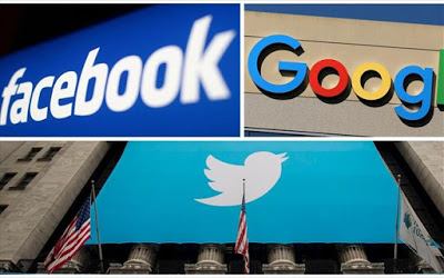 Facebook,Twitter και Google στο στόχαστρο του Κογκρέσου για την παραπληροφόρηση - Φωτογραφία 1