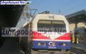 Σύμβαση για την αναβάθμιση του σιδηροδρομικού άξονα Αθήνα-Θεσσαλονίκη.