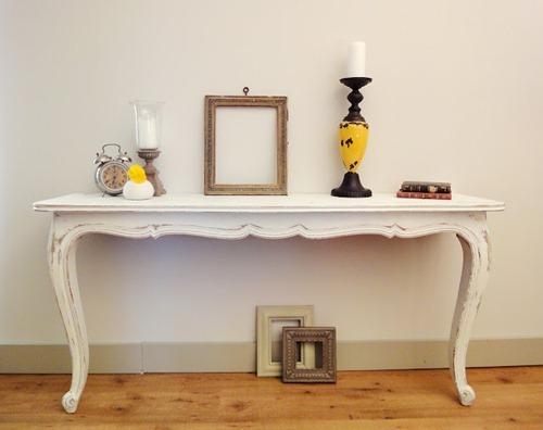 DIY Σταθερά τραπέζια Κονσόλες - Φωτογραφία 11