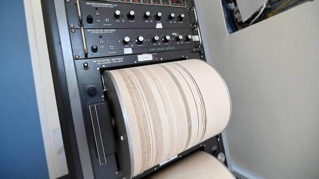Σεισμός 4,6 Ρίχτερ κοντά στην Κάρπαθο - Φωτογραφία 1