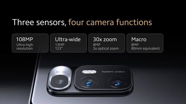Το Xiaomi Mi Mix Fold το πρώτο αναδιπλούμενο έξυπνο τηλέφωνο που χρησιμοποιεί τεχνολογία υγρού φακού - Φωτογραφία 3
