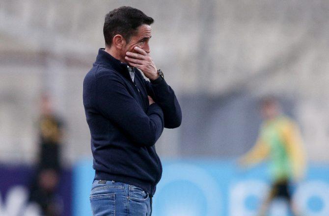 Ο Χιμένεθ μένει στην ΑΕΚ μέχρι το τέλος της σεζόν - Φωτογραφία 1
