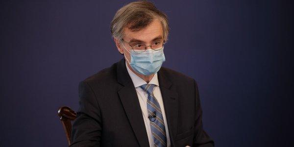 Σωτήρης Τσιόδρας: Όχι για σχολεία - Ψήφισε αρνητικά στο άνοιγμα Λυκείων - Φωτογραφία 1