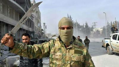 Συριακά ΜΜΕ: Οι μισθοφόροι του Ερντογάν στη Συρία πήραν οδηγίες να ετοιμάζονται για Ουκρανία.. - Φωτογραφία 1